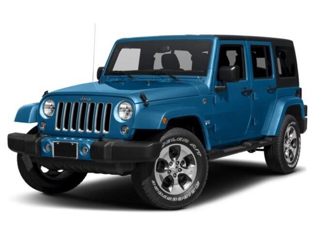 2017 Jeep Wrangler JK Unlimited Sahara VUS
