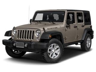2017 Jeep Wrangler Unlimited Rubicon 4x4 69M0841A