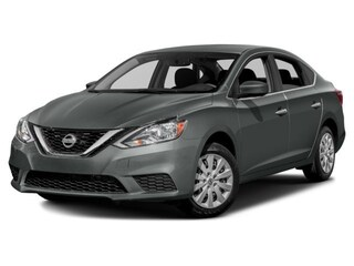 2017 Nissan Sentra 1.8 S Sedan