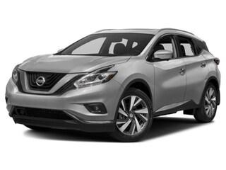 2017 Nissan Murano Platinum  AWD Navigation  Cooled Seats SUV