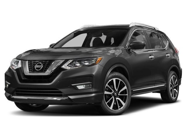 2017 Nissan Rogue SV Sport Utility