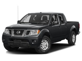 2017 Nissan Frontier Crew Cab Pickup