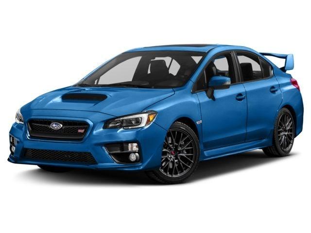 2017 Subaru Wrx Car