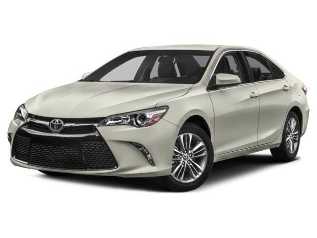 2017 Toyota Camry XLE,V6,Demo unit Sedan