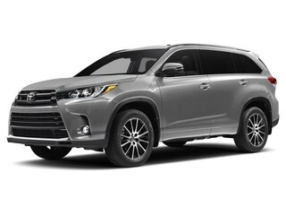 2017 Toyota Highlander Limited SUV