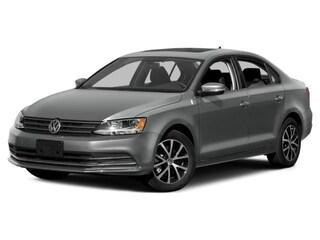 2017 Volkswagen Jetta Trendline+ Sedan