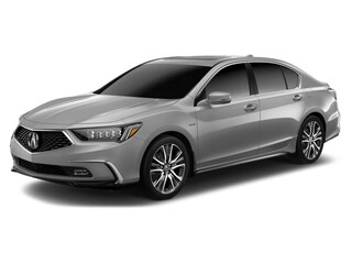 2018 Acura RLX Sport Hybrid Technology Sedan