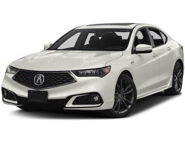 2018 Acura TL Sedan