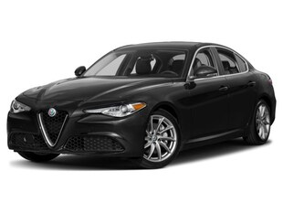 2018 Alfa Romeo Giulia Ti Sedan BA7889