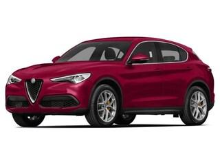 2018 Alfa Romeo Stelvio Leather   Remote Start SUV