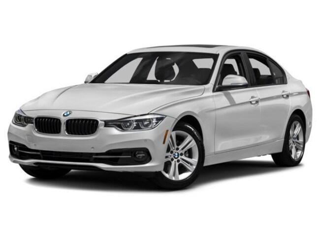 2018 BMW 330i Xdrive Sedan Sedan