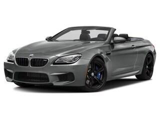 2018 BMW M6 Cabriolet Cabriolet