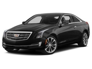 2018 CADILLAC ATS Coupe Coupe
