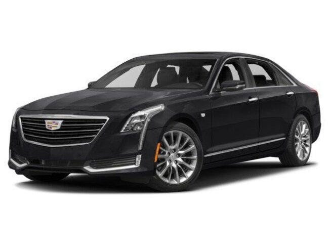 2018 CADILLAC CT6 3.0L Twin Turbo Luxury Sedan