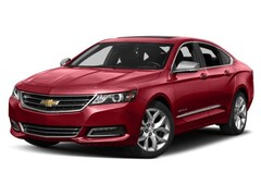 2018 Chevrolet Impala Premier 2LZ Sedan