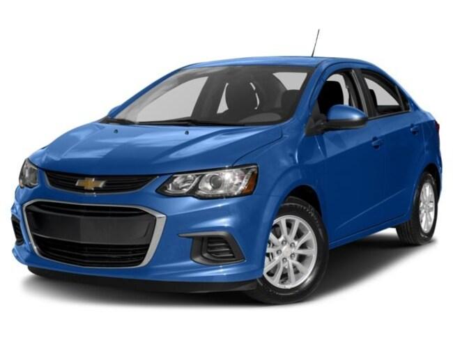2018 Chevrolet Sonic | LT | Sedan