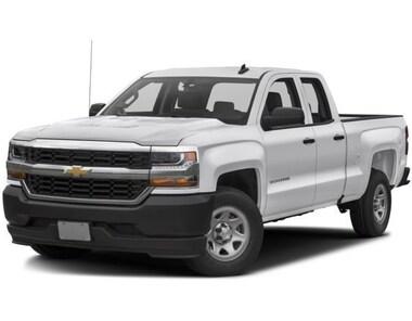 2018 Chevrolet Silverado 1500 Work Truck Truck Double Cab