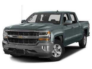2018 Chevrolet Silverado 1500 1LT Truck Crew Cab 3GCUKREC0JG437867