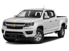 2018 Chevrolet Colorado WT Camion cabine Crew