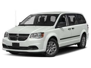 2018 Dodge Grand Caravan Minivan/Van