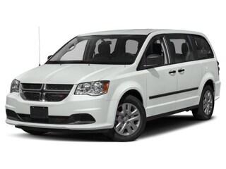 2018 Dodge Grand Caravan Crew Minivan