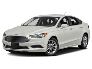 2018 Ford Fusion SE FWD Sedan