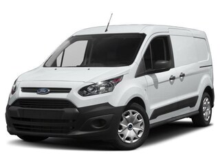 2018 Ford Transit Connect XLT w/Dual Sliding Doors Van Cargo Van