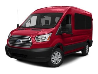 2018 Ford Transit-150 Wagon Medium Roof Passenger Wagon