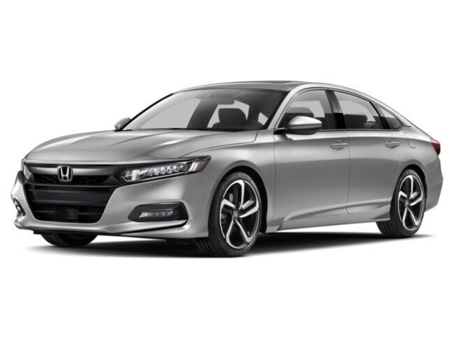 Honda Accord Sport 2018 Berline