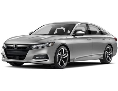 2018 Honda Accord Sport 1.5 Made in North America Sedan