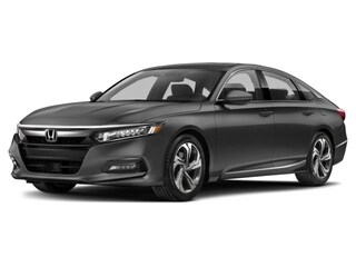2018 Honda Accord EX-L Made in North America  Sedan