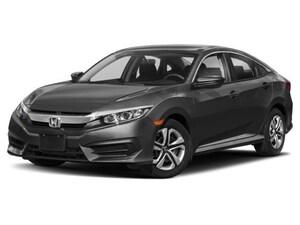 2018 Honda Civic LX | Bluetooth, Rearview Camera, Heated Seats