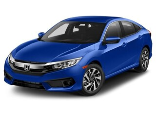 2018 Honda Civic SE Car