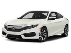 2018 Honda Civic LX w/Honda Sensing Coupé