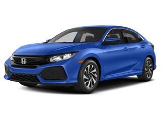 2018 Honda Civic HB LX À hayon