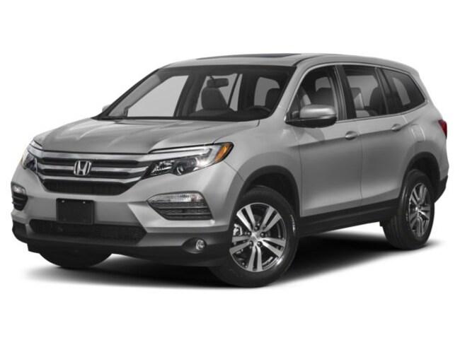 2018 Honda Pilot Exl Navi SUV