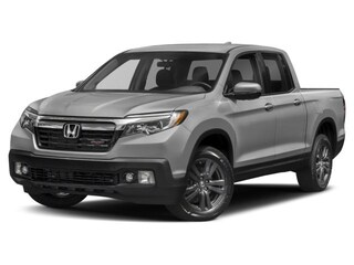 2018 Honda Ridgeline Camion