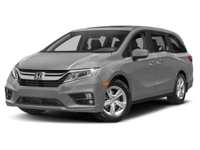 2018 Honda Odyssey EX-L w/RES Van Passenger