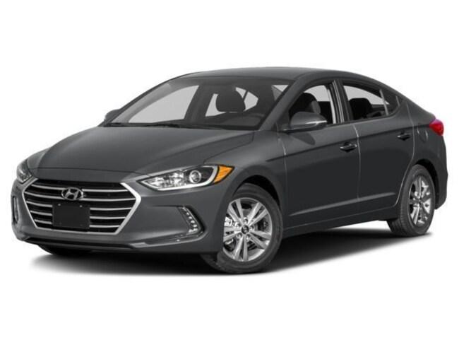 2018 Hyundai Elantra Car