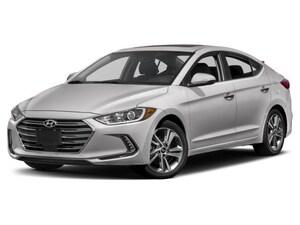 2018 Hyundai Elantra 4DR-AT-FWD