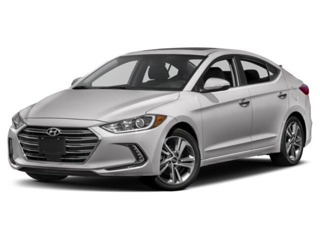 2018 Hyundai Elantra 4DR-AT-FWD Sedan