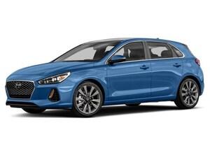 2018 Hyundai Elantra Gt MT Sport