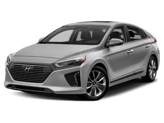 2018 Hyundai Ioniq Hybrid FWD Hatchback