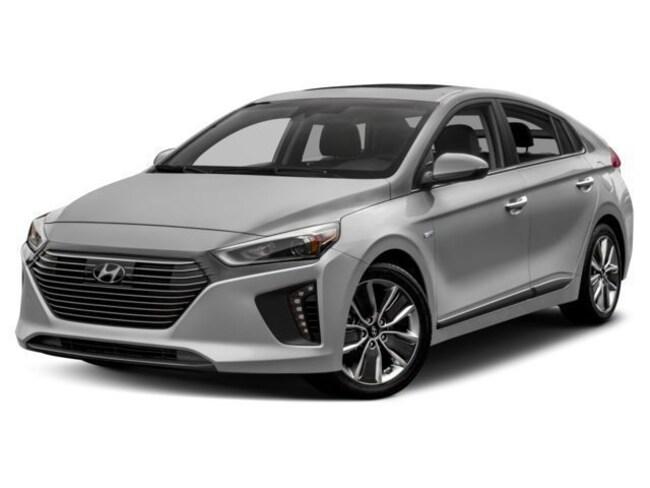 2018 Hyundai Ioniq Hybrid SE Hatchback