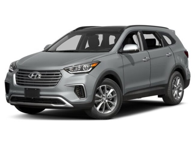 2018 Hyundai Santa Fe XL AT FWD SUV
