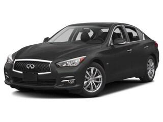 2018 INFINITI Q50 2.0t Luxe Car