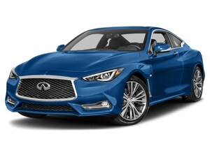 2018 INFINITI Q60 Coupe 3.0t Luxe