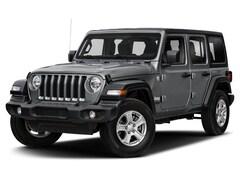 2018 Jeep Wrangler Unlimited Sport S SUV
