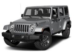 2018 Jeep Wrangler JK Rubicon SUV