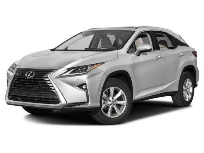 2018 LEXUS RX 350 Navigation Package SUV